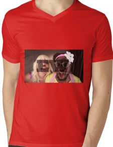 Jimmy Fallon/Will.i.am EW Mens V-Neck T-Shirt