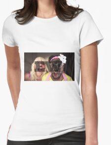 Jimmy Fallon/Will.i.am EW Womens Fitted T-Shirt