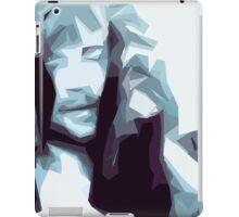 Tired nomad iPad Case/Skin