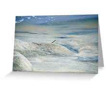 Storm Changes Greeting Card