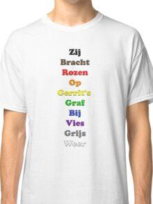 Resistor Code 23 - Zij Bracht Rozen Classic T-Shirt