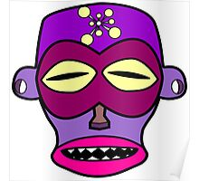 Quantum Zulu Indigo Plus Poster