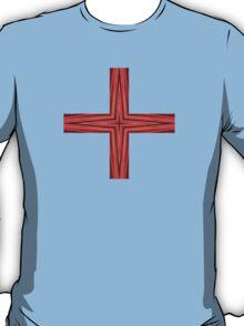 Crosses of Fire - Star T-Shirt