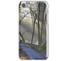 The Old River Footpath  [2] iPhone Case/Skin