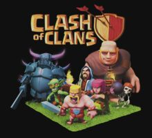 Clash of clans - Troops by MaxMenickRB