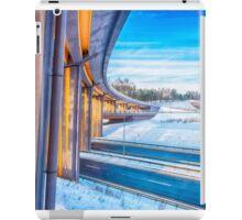 Winter Highways iPad Case/Skin