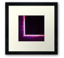 Event Horizon. Framed Print