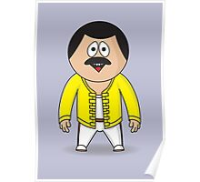 Ready Freddie Poster