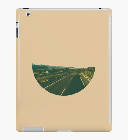 Skyless Composition | Seven iPad Case/Skin