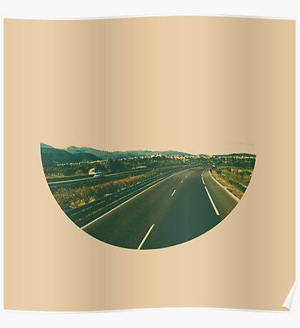 Skyless Composition | Seven Poster