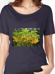 Brugmansia or Angels Trumpets or Datura bunch  Women's Relaxed Fit T-Shirt