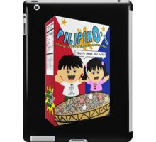 PilipinOs Cereal Box iPad Case/Skin