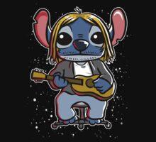 Space grunge Kids Tee