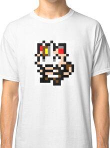 Pokemon 8-Bit Pixel Meowth 052 Classic T-Shirt