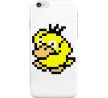 Pokemon 8-Bit Pixel Psyduck 054 iPhone Case/Skin