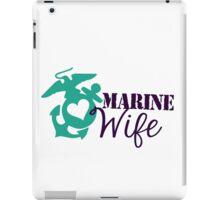 Marine Wife iPad Case/Skin
