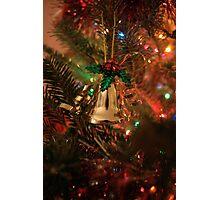 Christmas Bells Photographic Print