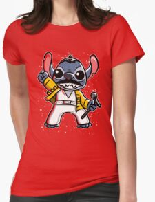 Rhapsody Space Womens Fitted T-Shirt