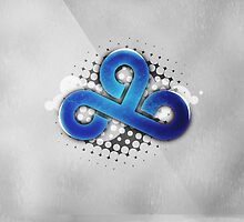 Cloud 9 Case by TheInv4sion
