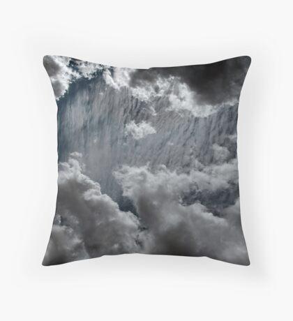 The Summit. Throw Pillow