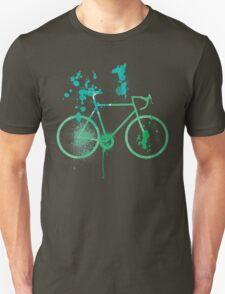 Water Color Bike T-Shirt