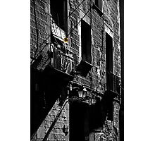 Windmill, Barcelona Photographic Print