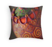 Turkish Egg Throw Pillow