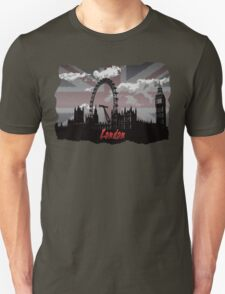 Black London T-Shirt