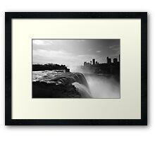 Niagara Falls Framed Print