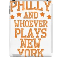 Philly is #1 iPad Case/Skin