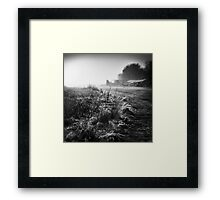 Not Today... Framed Print