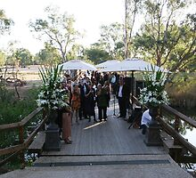 Wedding on the Billabong by CartelandDuchess