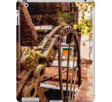 Watermill iPad Case/Skin