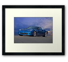2007 Corvette ZO6 427 Framed Print