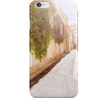 Sunny grape street iPhone Case/Skin