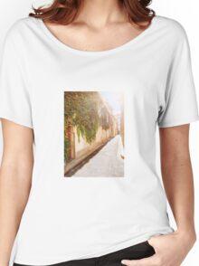 Sunny grape street Women's Relaxed Fit T-Shirt