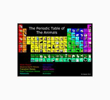 Periodic Table of the Animals Unisex T-Shirt
