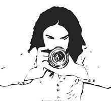 Girl photographer by AnnArtshock