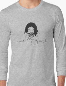 Girl photographer Long Sleeve T-Shirt