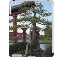 The Bansai Tree  iPad Case/Skin