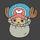 Chopper- One Piece by Chibify