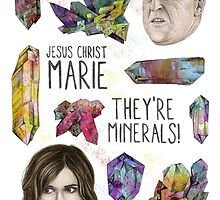 Jesus Christ Marie! by Emma  Black