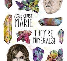 Jesus Christ Marie! by Emma  Black