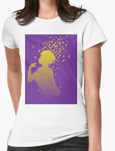 Girl with butterflies T-Shirt