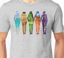 Nature in the Nude Line Unisex T-Shirt
