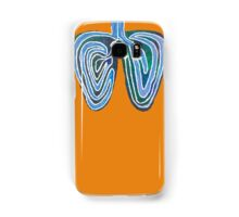 Drowning Alive - Lungs Samsung Galaxy Case/Skin