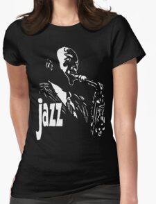 JAZZMAN I Womens Fitted T-Shirt