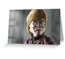 The Imp Greeting Card