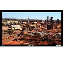 Miners Nook Photographic Print