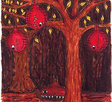 Dropsie - in colour by Matthew Chamberlain-Keen